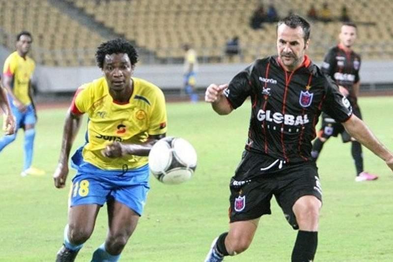 Petro de Luanda vence Libolo por 1-0