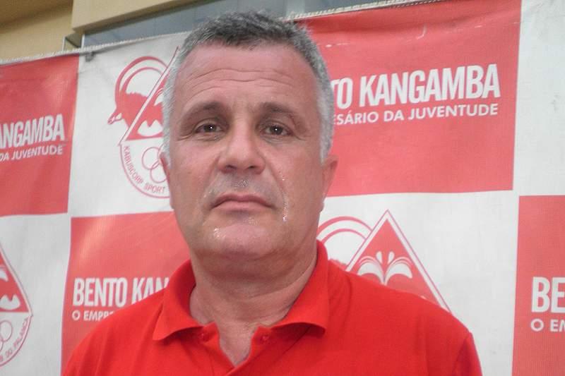 «Kabuscorp vai lutar pelo Girabola 2013»