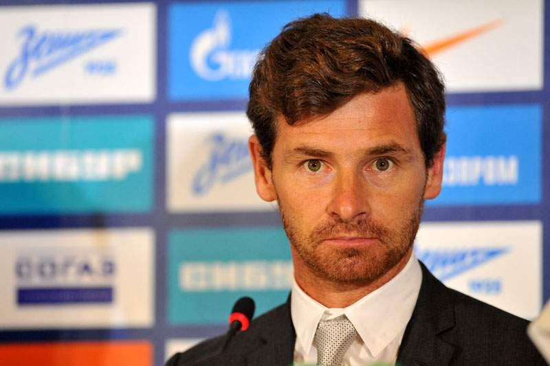 André Villas-Boas quer ser Pedro, o Grande do Zenit