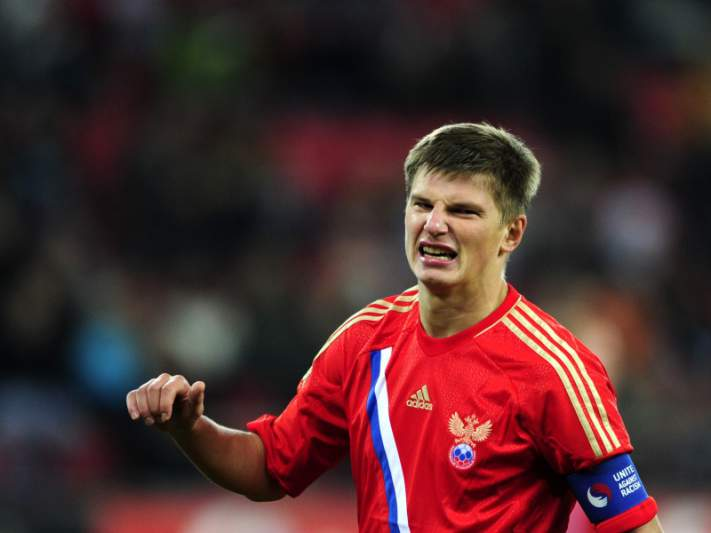 Arshavin pode voltar ao Zenit