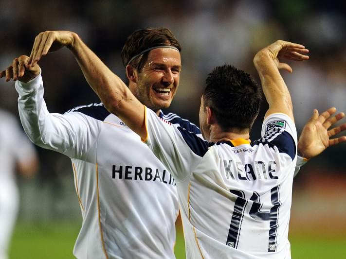 LA Galaxy na final com os Houston Dynamo