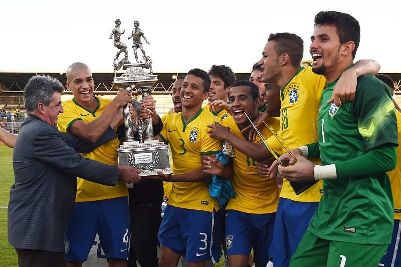 Brasil goleia França e conquista Torneio de Toulon