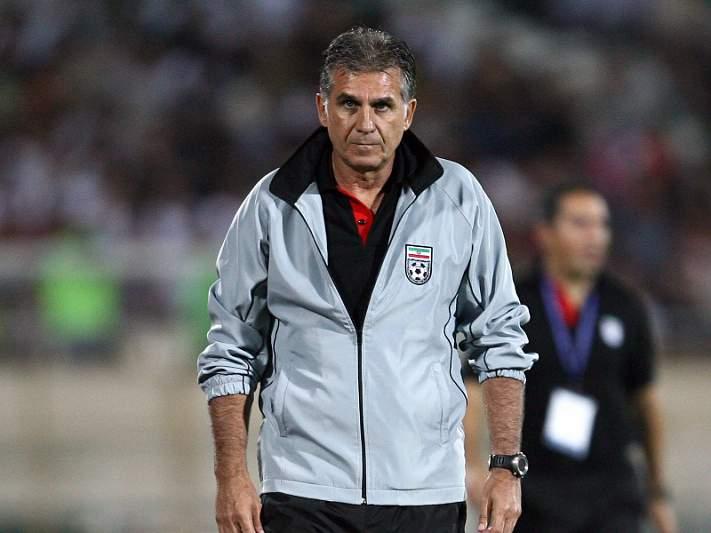 Irão empata 1-1 no Qatar