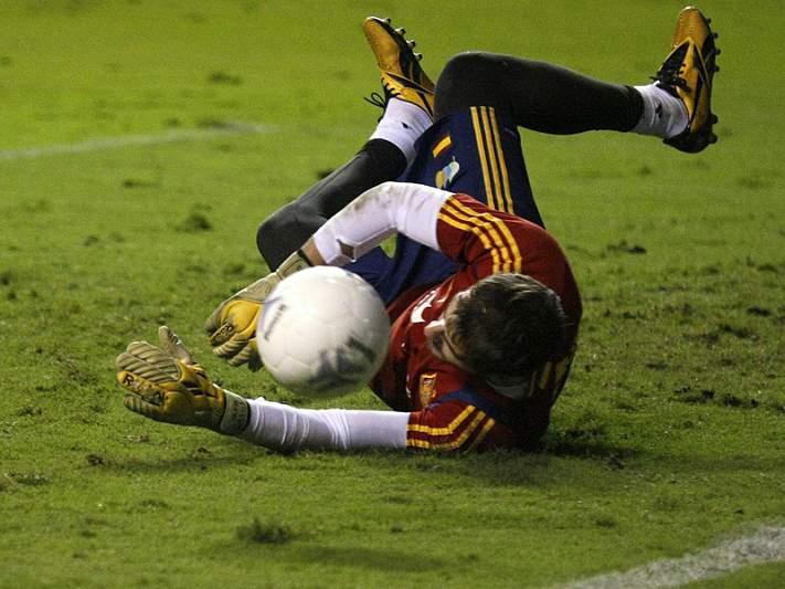 Espanha empatou na Costa Rica