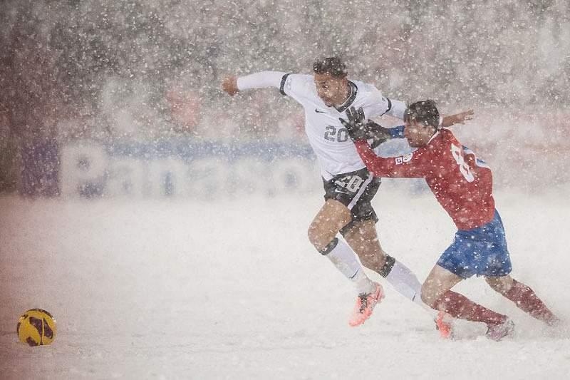 Costa Rica pede repetição de jogo com os EUA