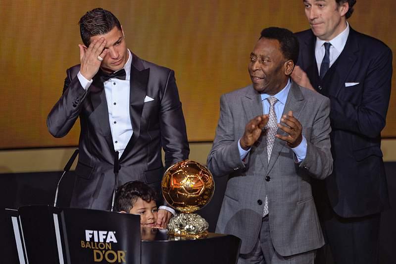 Cristiano Ronaldo oferece carros aos fisioterapeutas do Real Madrid