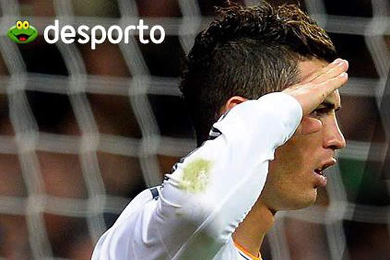 3 mil adeptos felicitaram Cristiano Ronaldo pela conquista
