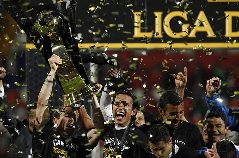 Cruz Azul conquista Liga dos Campeões da CONCACAF