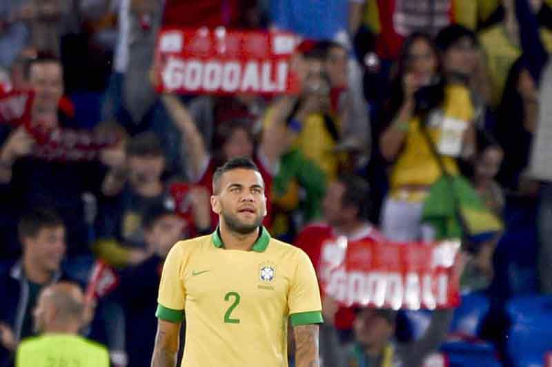 Suíça vence Brasil em Basileia
