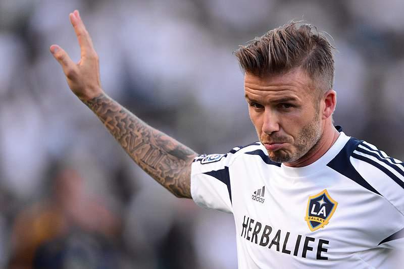 Beckham ruma ao PSG