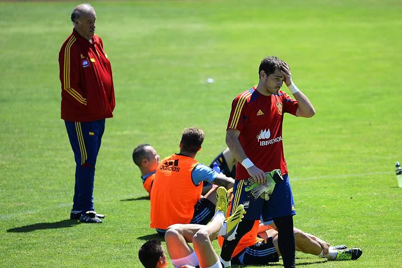 Pior equipa do Mundo quer jogar com Espanha