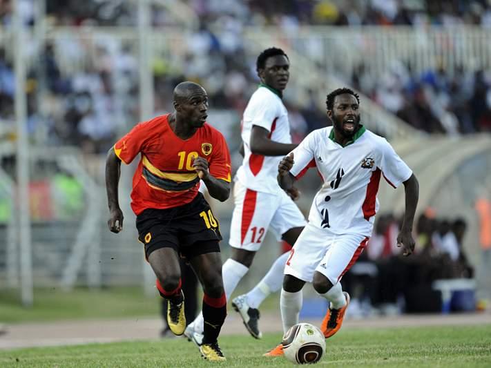 Golo em Harare de Djalma pode ter peso de ouro em Luanda