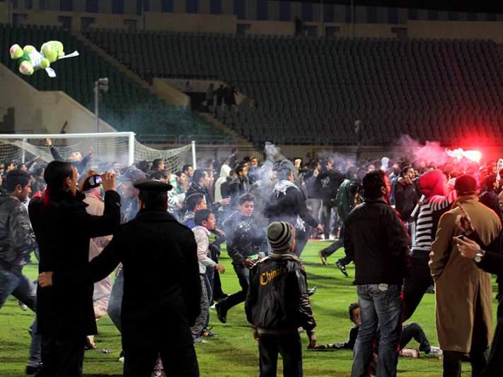 Campeonato do Egito será retomado em dezembro, nove meses depois