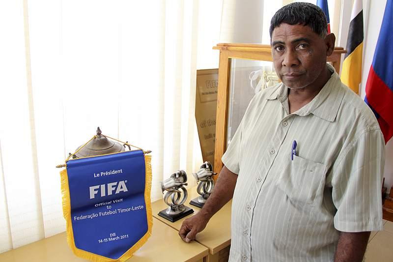 Futebol timorense tem «muito drible, balanço e ginga»