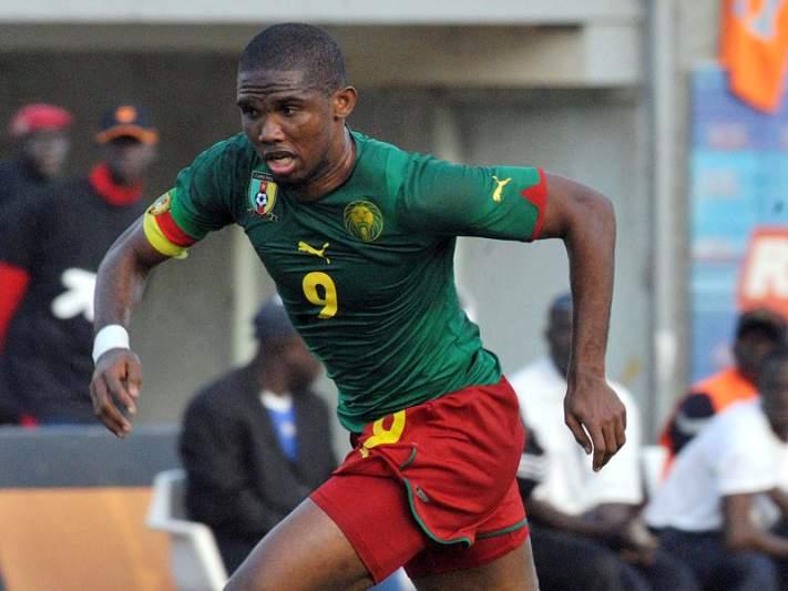 Samuel Eto'o vai a Angola participar em jogo de beneficência