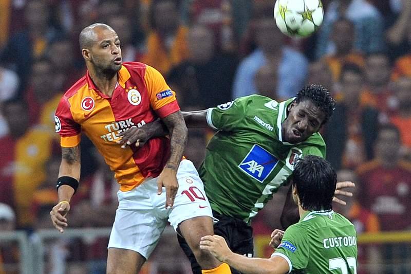 Galatasaray perto de contratar em definitivo Felipe Melo