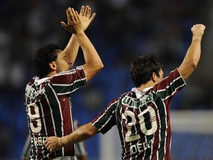 Fred mostra-se indignado com adeptos do Fluminense