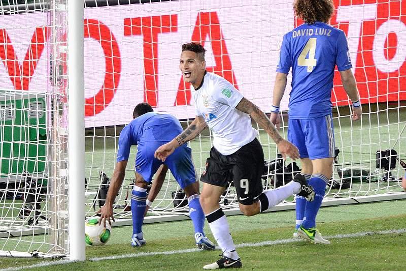 Corinthians é o novo campeão do Mundo