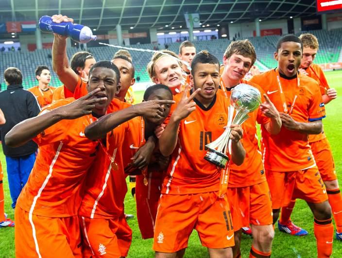 Holanda conserva título de campeã da Europa