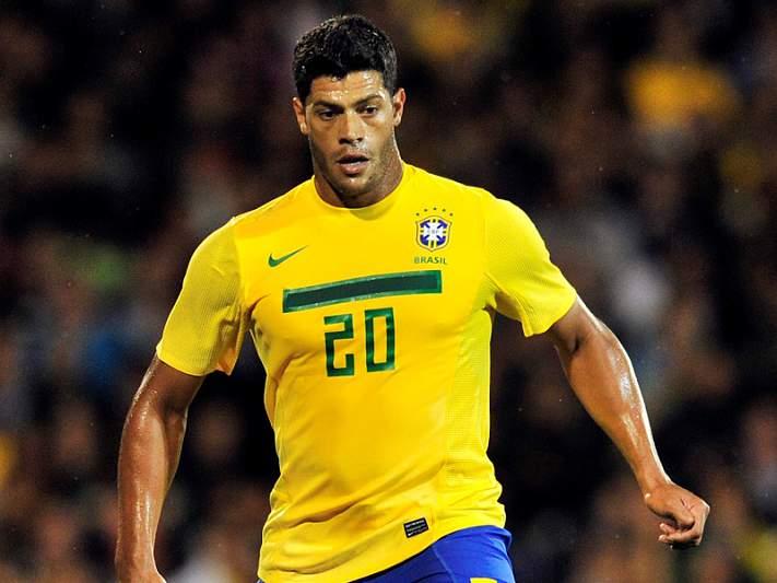 """Cinco """"portugueses"""" na seleção do Brasil"""