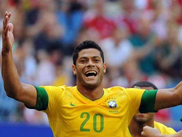 Brasil goleia Iraque em jogo particular de futebol