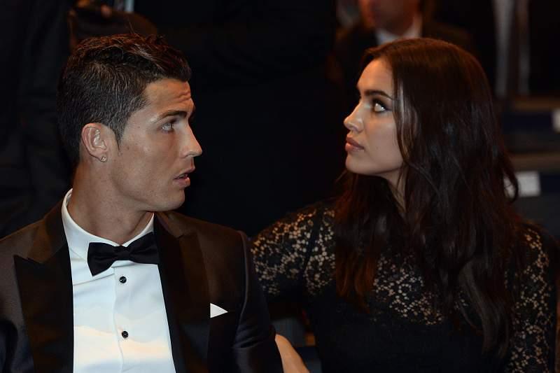 Ronaldo já está em Lisboa