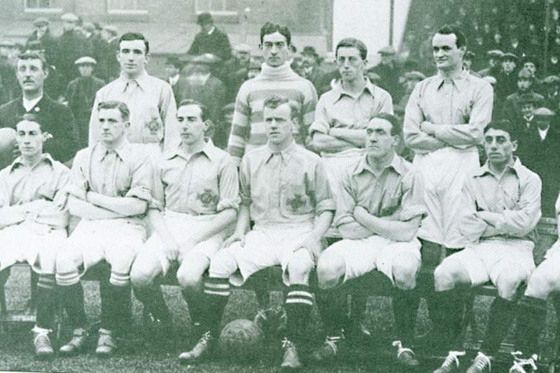 Há 100 anos Inglaterra perdia pela primeira vez em casa