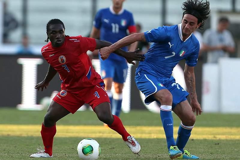 Haiti empata com Itália