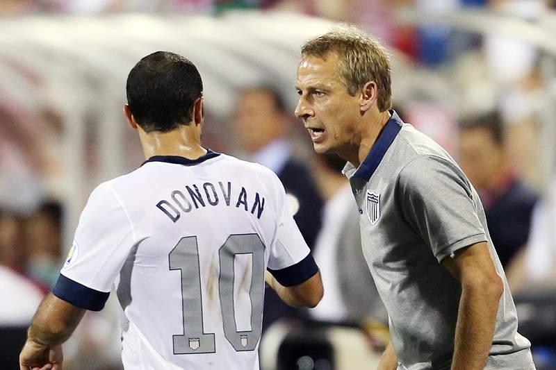 Klinsmann quer chegar aos
