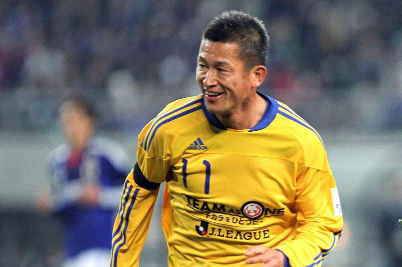 Japonês bate recorde pessoal na liga nipónica