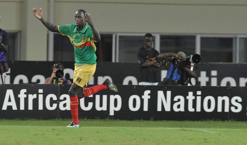 Seydou Keita designado desportista do ano