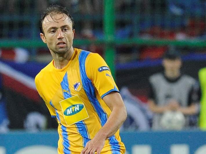 Kontis (APOEL) sofre ataque cardíaco e tem carreira em risco