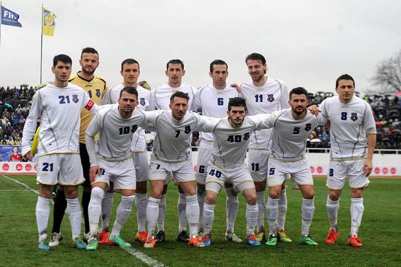 Kosovo disputou primeiro jogo de futebol reconhecido pela FIFA