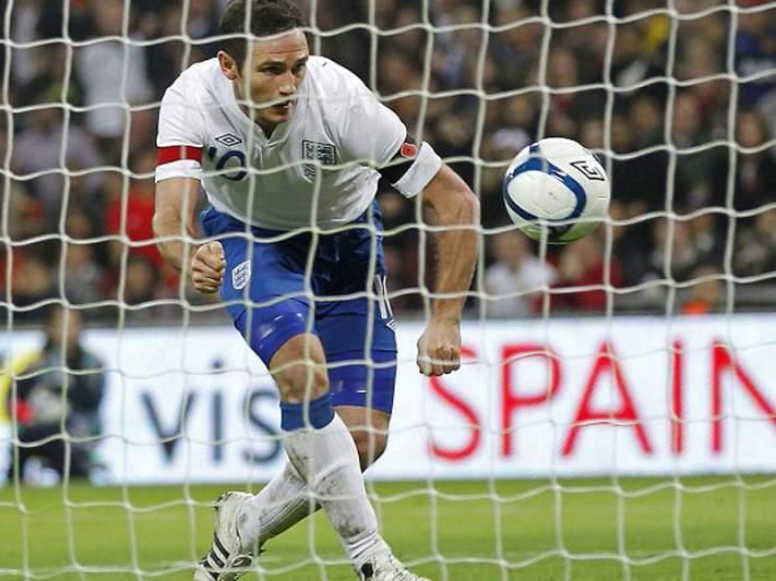 Lampard quer chegar ao Mundial'2014