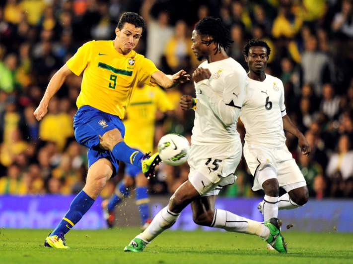 Brasil apurado para as meias-finais