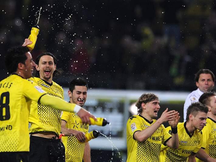 Borussia a um passo do bicampeonato