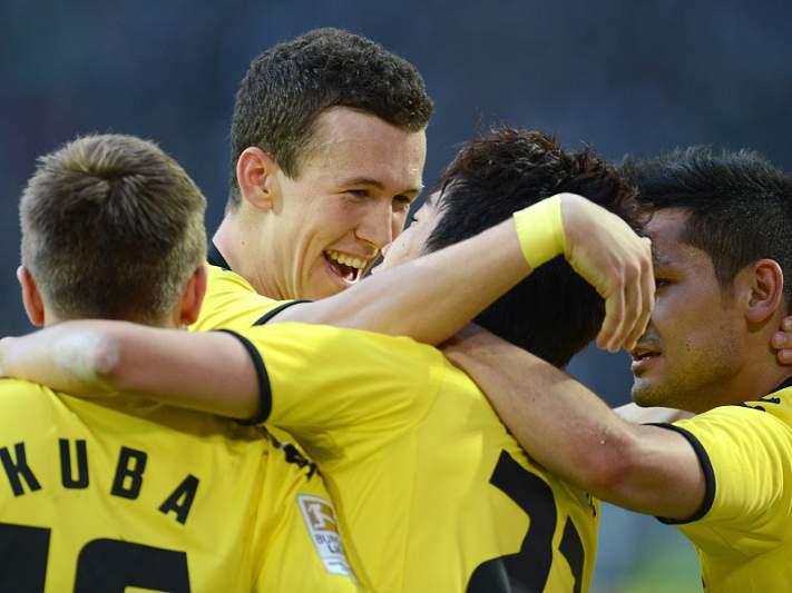 Borussia Dortmund sagra-se bicampeão