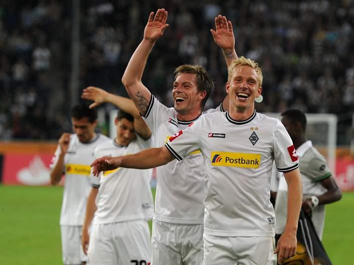 B. Moenchengladbach no topo da Bundesliga