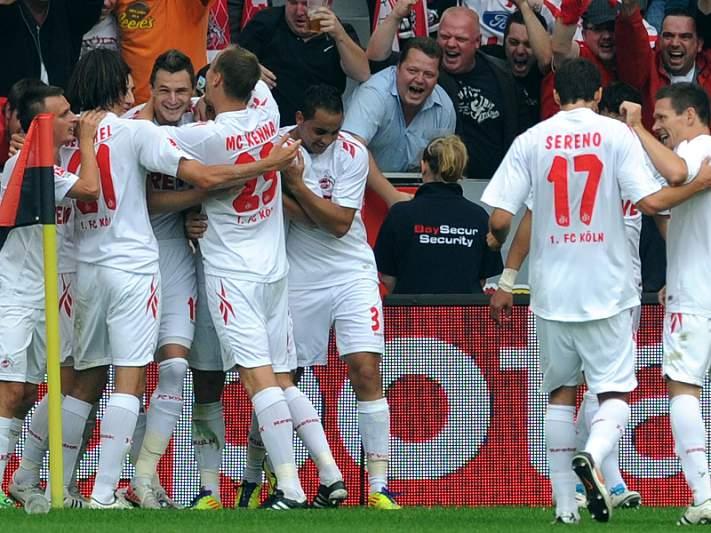 Colónia volta às vitórias e recupera da goleada do Borussia