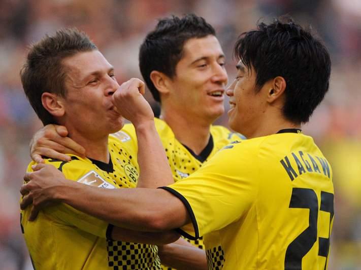 Dortmund empata e perde hipótese da liderança