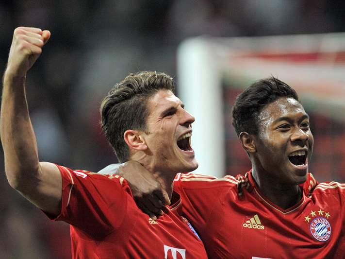 Bayern imita Barça e 'trucida' Basileia