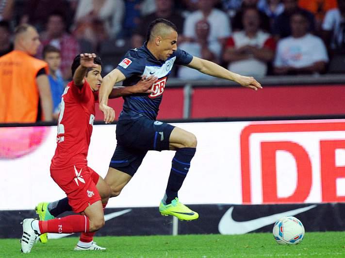 Federação rejeita pedido do Hertha em repetir jogo de Frankfurt