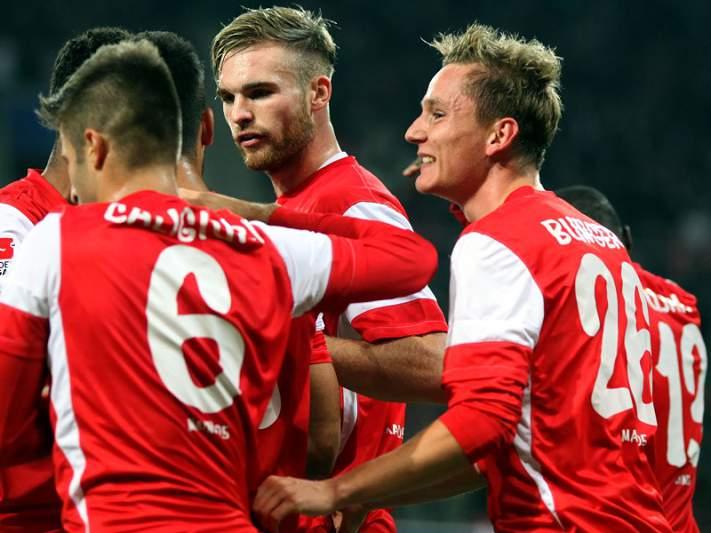 Mainz regressa às vitórias em casa