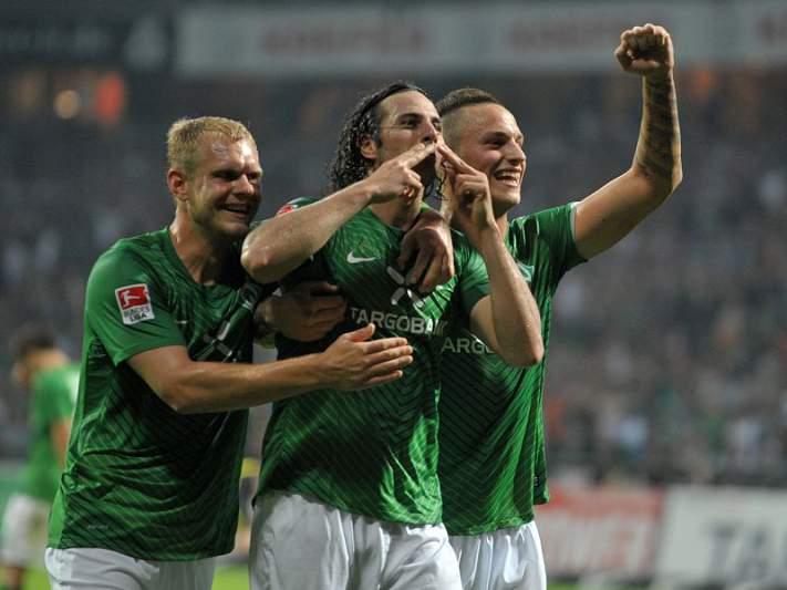 Abdellaoue (Hannover) impede Werder Bremen de apanhar Bayern Munique