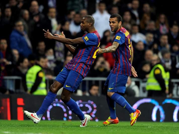 Barcelona volta a calar o Bernabéu