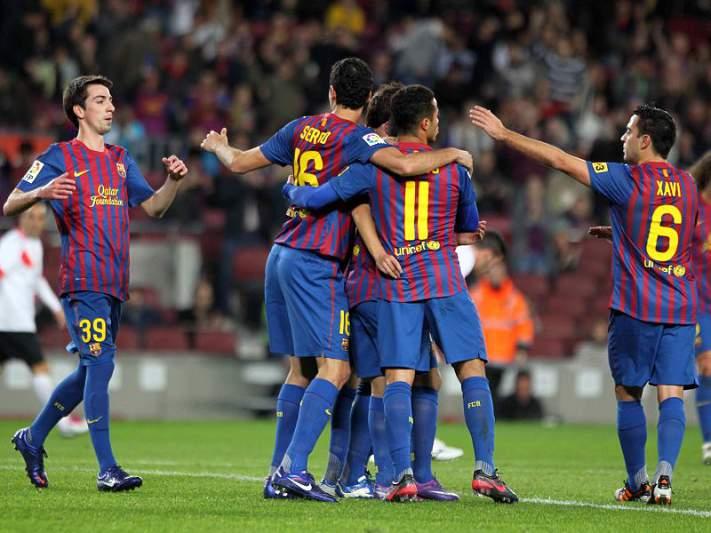 Barcelona atropela Hospitalet por 9-0 rumo aos oitavos