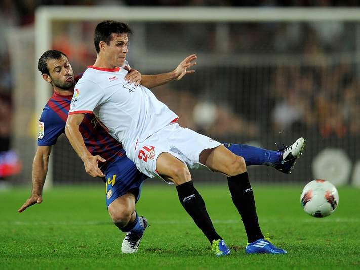Varas melhor que Messi dá ponto ao Sevilha