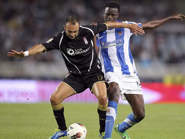 Carlos Martins marca um grande golo