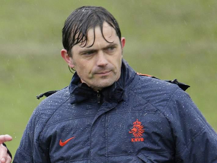 Cocu é o novo treinador do PSV