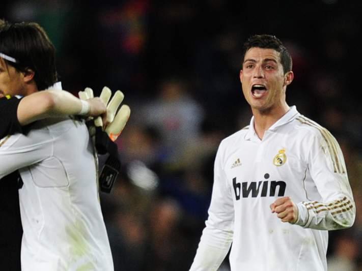 Cristiano Ronaldo vê Real Madrid numa situação «cómoda»